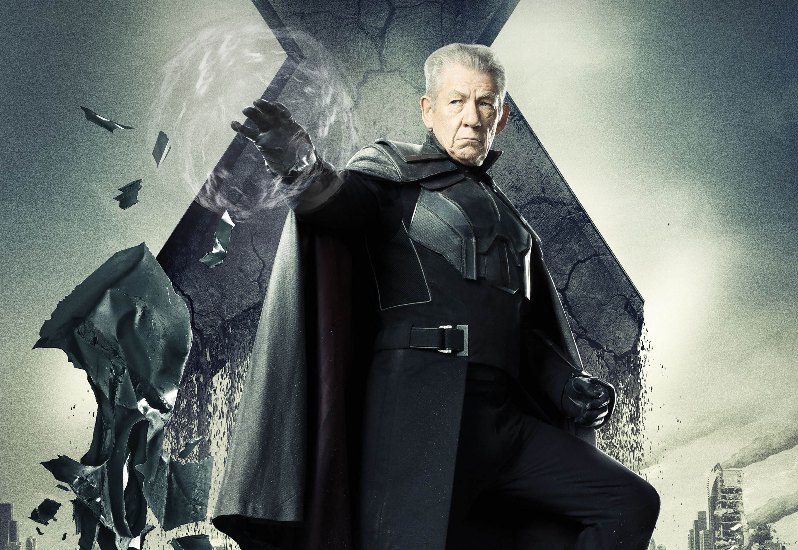 X Men Days Of Future Past Old Magneto Wallpaper X Men Days Of Future Past Ian Mckellen