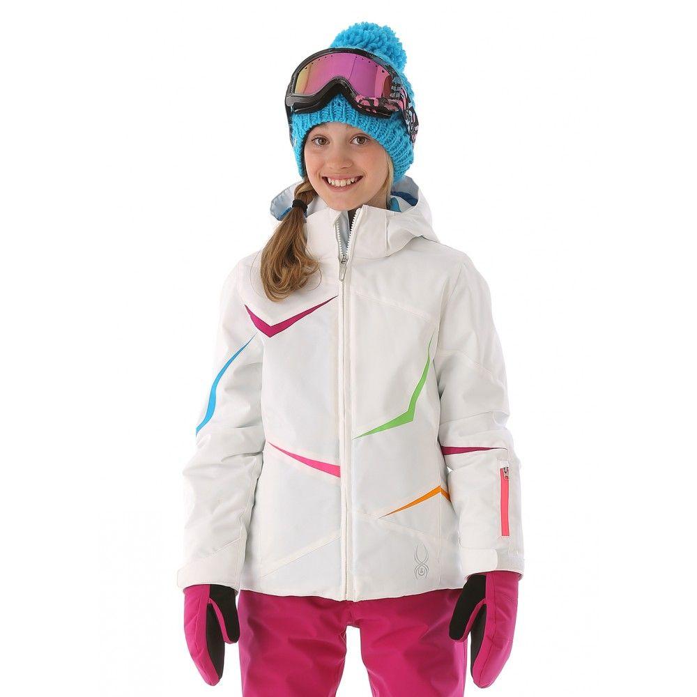 cef1e0455 Spyder F15 Girls Tresh Jacket