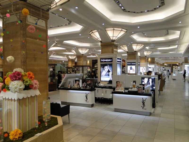 All The Big Department Stores Have Gleaming Cosmetics Counters At The Makeup Counter