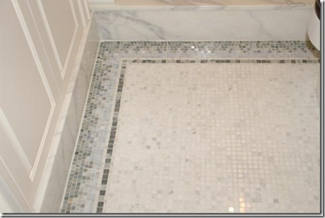 Mosaic Tile Floor Phoebe And Jim Howard