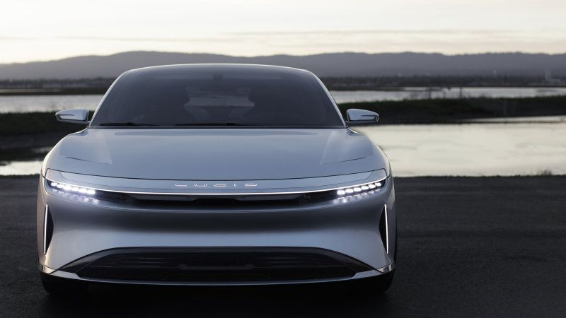 Lucid Motors Says It Might Share Its Ev Technology With Car Companies With Images Futuristic Cars Electric Cars Air Car