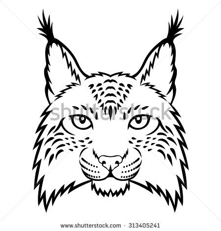 Lynx Logo Stock Photos Illustrations And Vector Art | Lynx ...