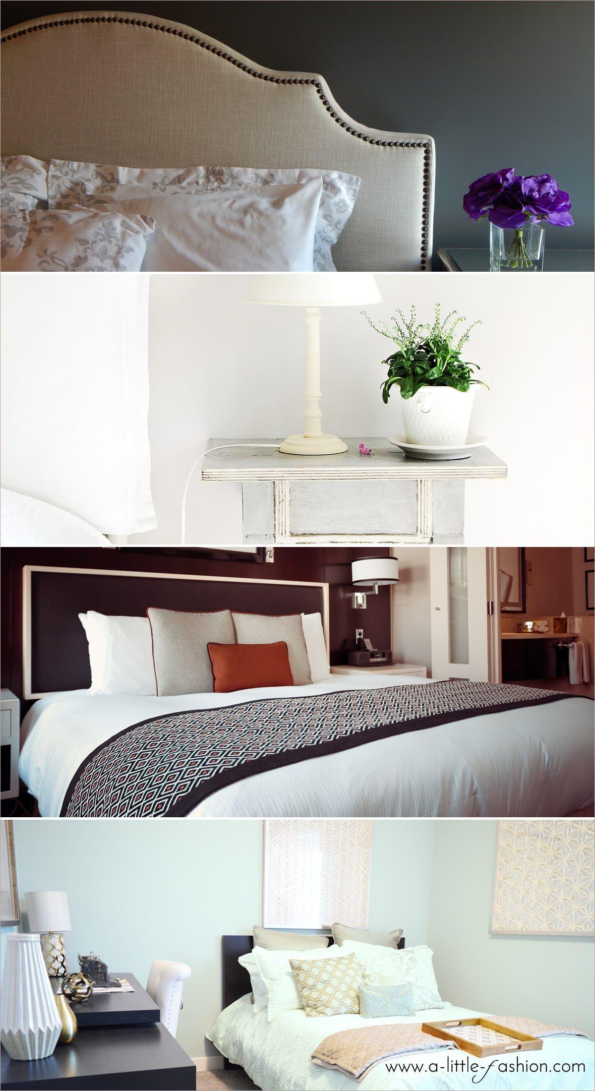 ... Schlafzimmer Einrichtung | A Little Fashion |  Http://www.a Little Fashion.com/living/schlafzimmer Richtig Einrichten  #wohnen #einrichtung #ideen #deko ...