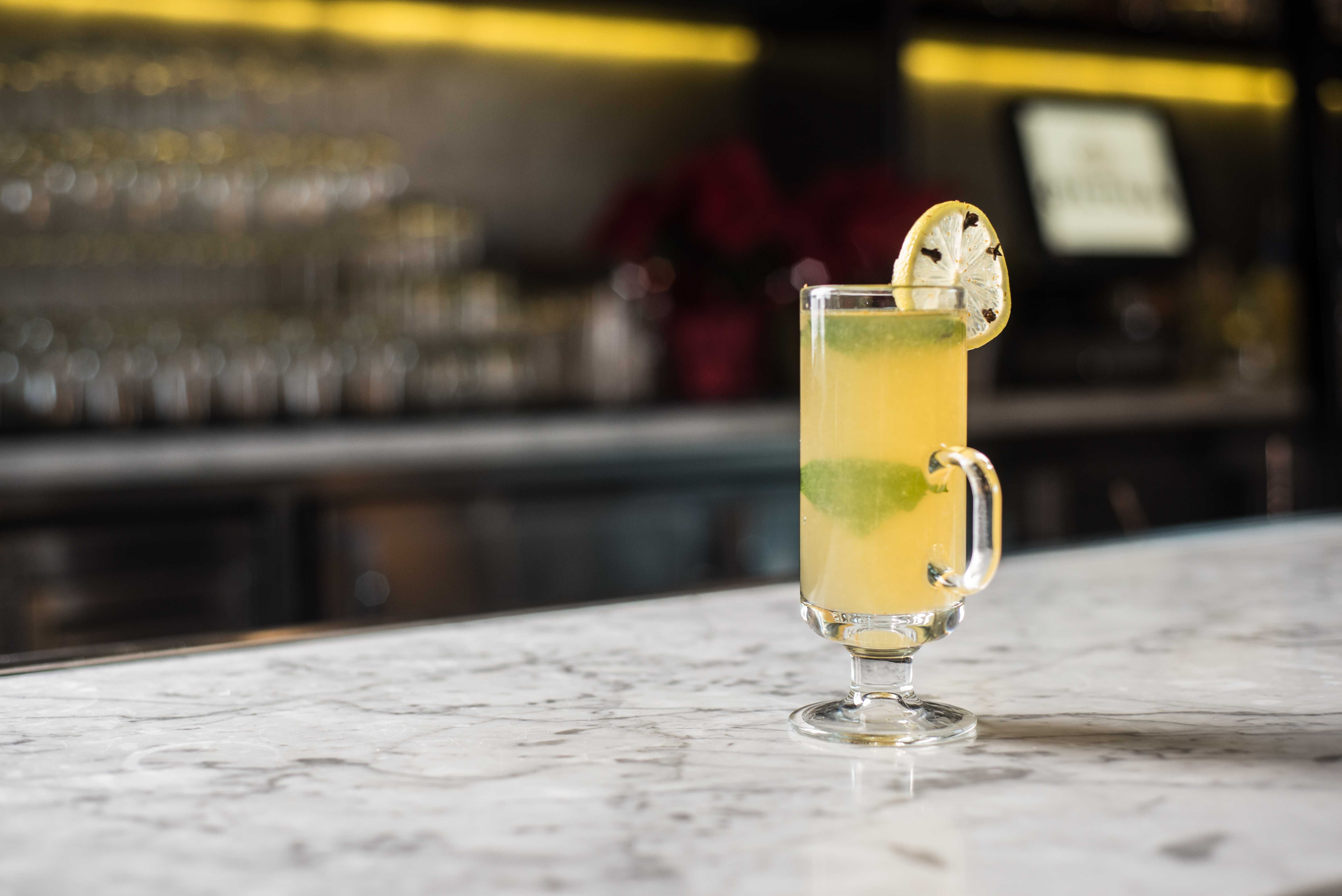 Here's the Cocktail You Should Be Serving at Your