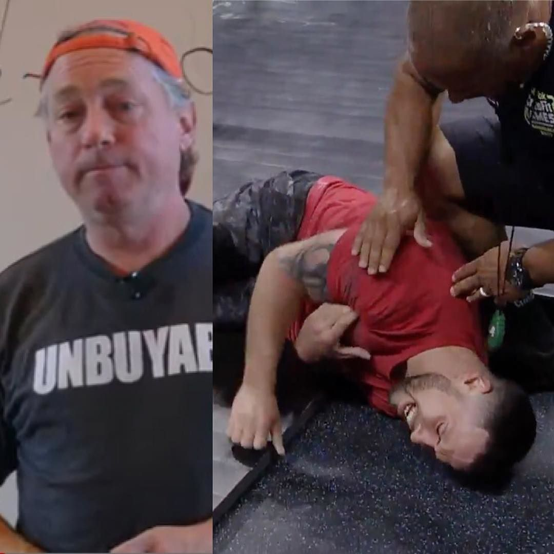 Quot you know whos to blame for the pec tears in crossfit