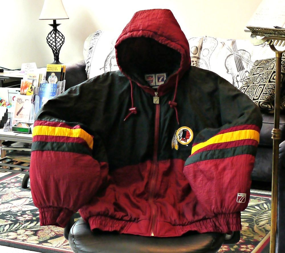 Washington Redskins Game Day NFL Logo 7 XL Mens Winter