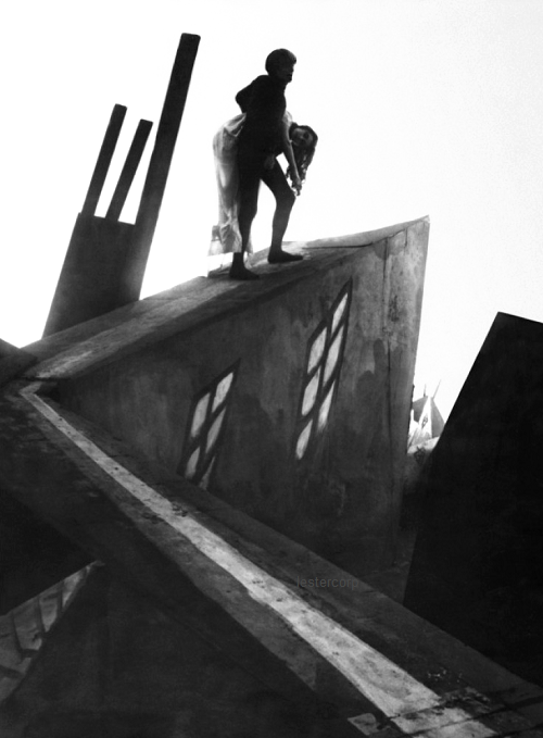 The Cabinet Of Dr Caligari Das Des