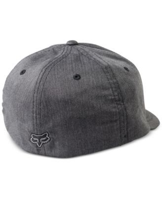 New Fox Racing Men/'s Creative Herringbone Flexfit Cap Hat