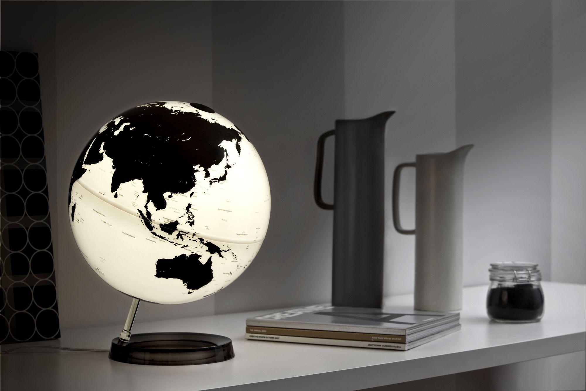 World Globe Bedside Desk Lamp Table Lamps Pinterest Globe