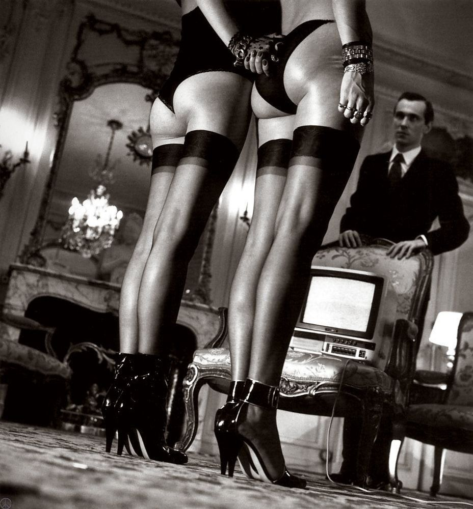 Photo credit: Helmut Newton