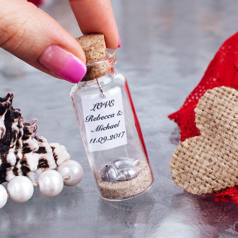 Destination wedding gifts for guests beach wedding favors