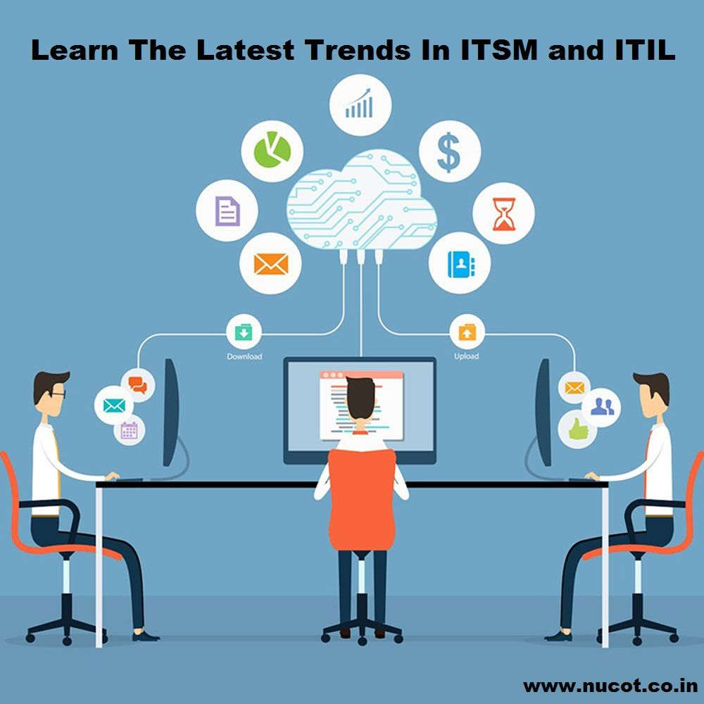 Everyday ITSM and ITIL come up with new Trends and Updates