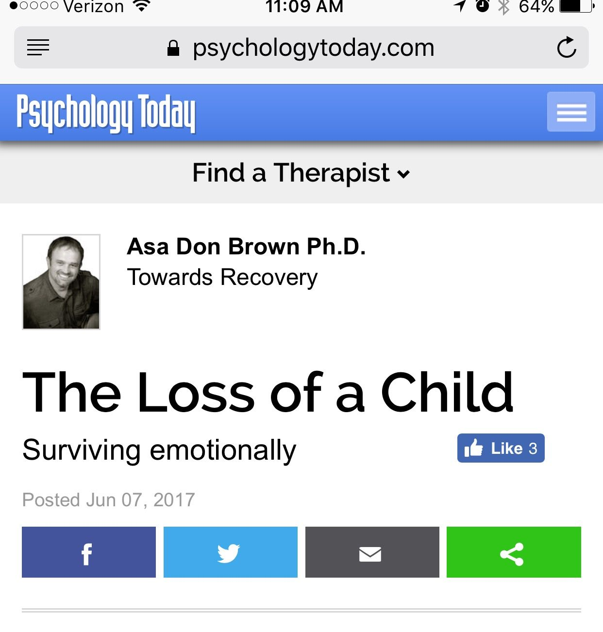 Pin On Psychology Today