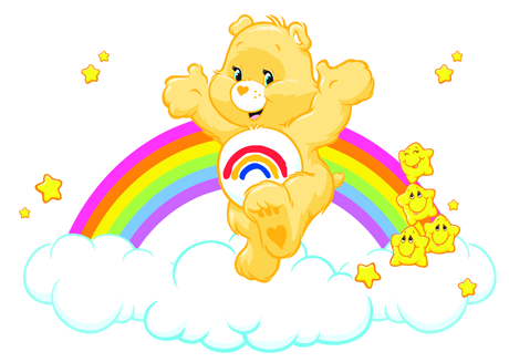 Meet a Care Bear Named Bo, the newest member of the Care Team at ...