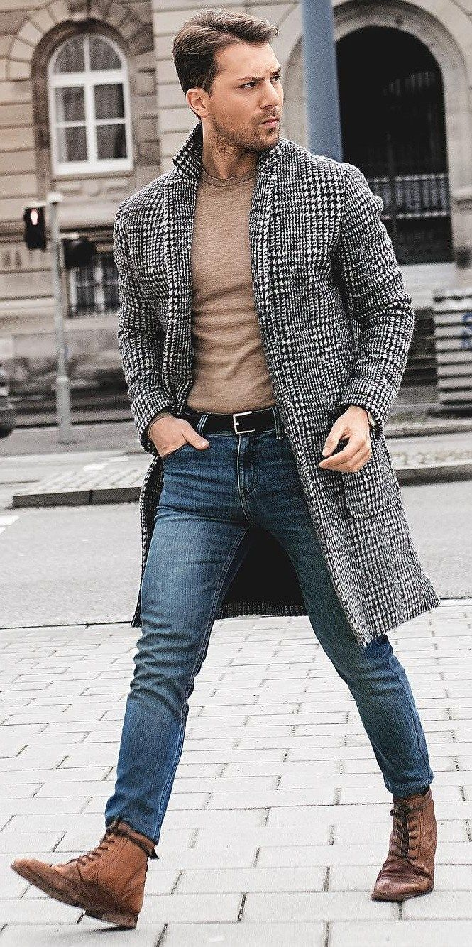 10 Cool Plaid Outfit Ideas Men Should Style Right Now