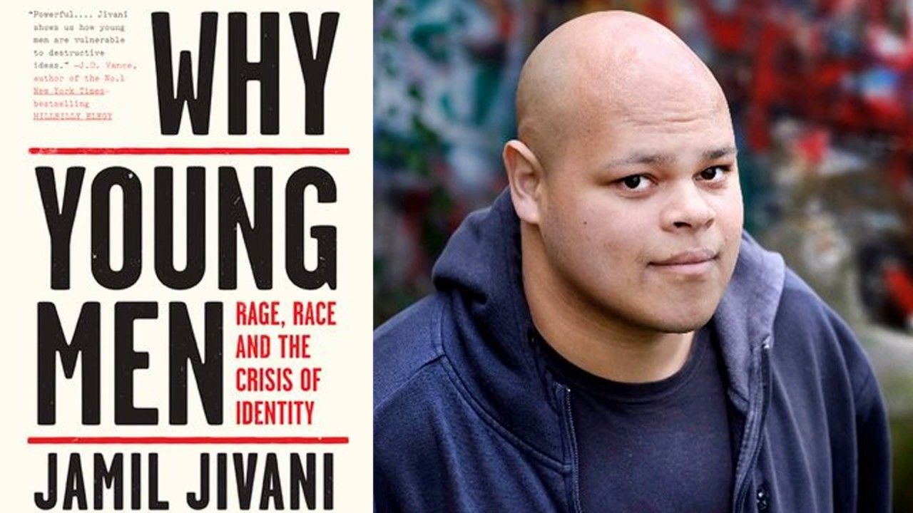 Jamil Jivani Author Of Why Young Men Literacy Programs Yale Law School Student Association