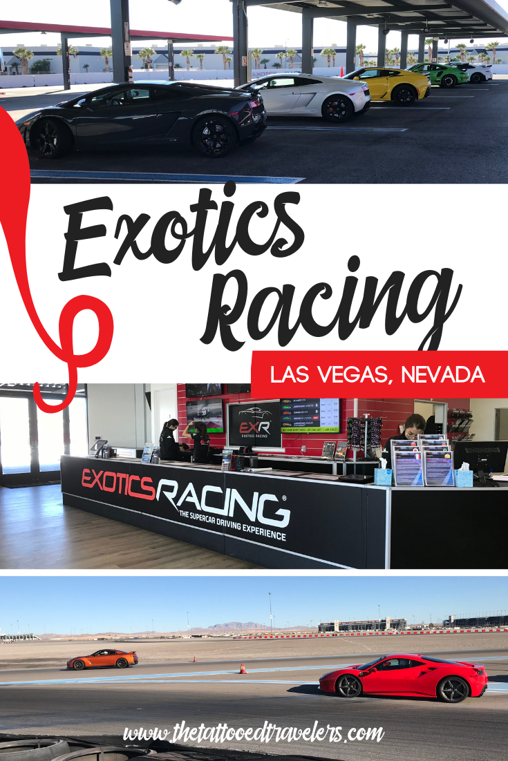 A Supercar Driving Experience At Exotics Racing In Las Vegas Supercar Driving Experience Driving Experience Las Vegas