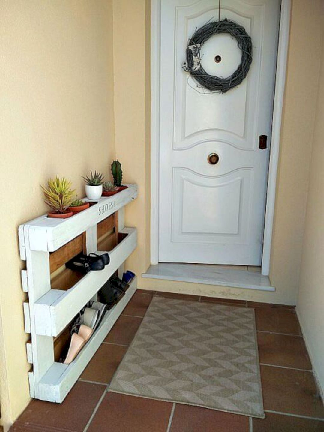 Photo of Practical Shoes Rack Design Ideas for Small Homes