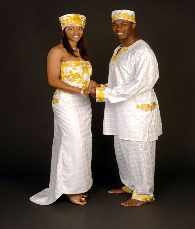 West African Wedding Gowns | Wedding Dress | Pinterest | Gowns ...