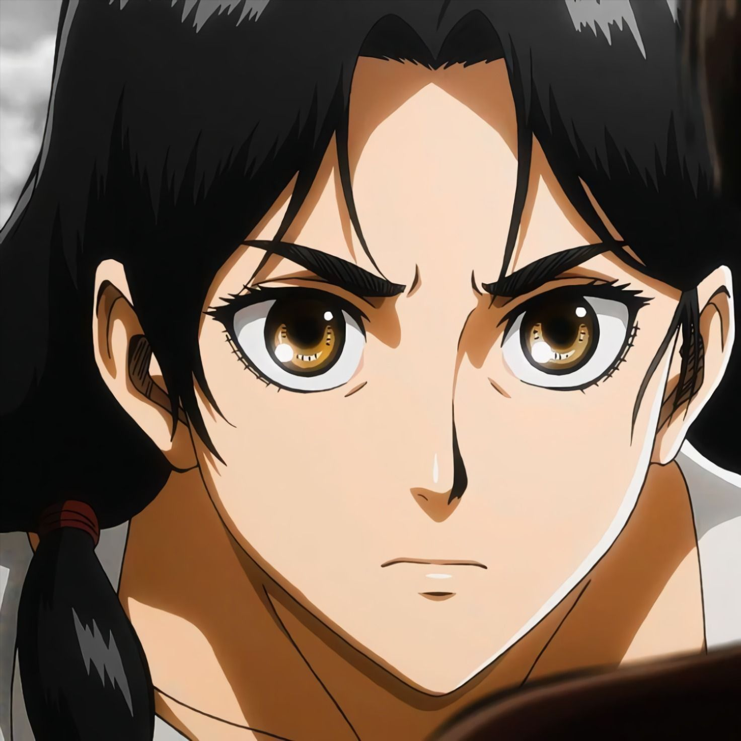 Attack_On_Titan, Eren's Mother [HD] in 2020 Anime