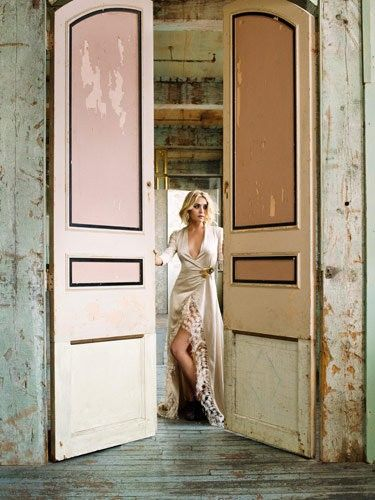 I want huge doors in my house like this!