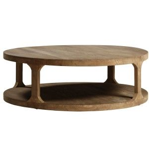 Traditional Serrano 48 Small Coffee Table Coffee Table Round
