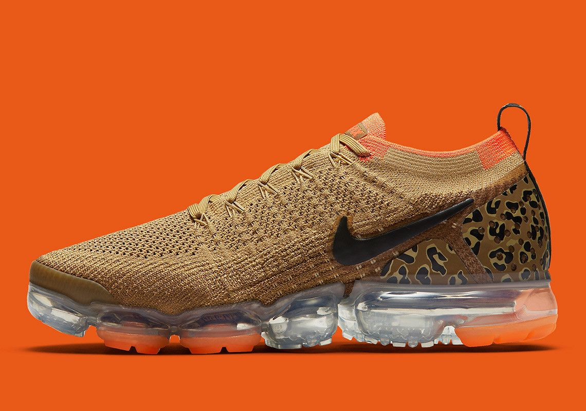 best authentic 1a9ad 5a4ac Leopard Printed Nike Vapormax Flyknit 2.0 Is Coming Soon