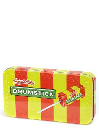 drumstick sweet tin stocking fillers christmas drumsticks food gifts sweet pinterest