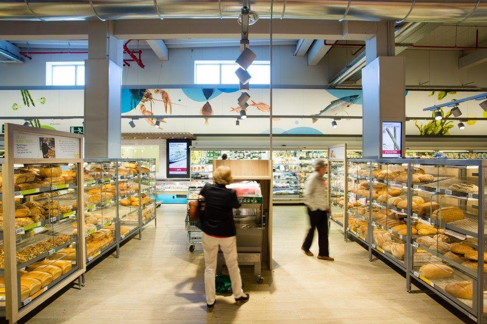 Delhaize by Minale Design Strategy Retail Design