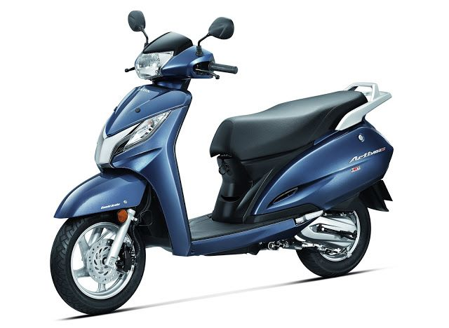 Introduce A Brand New Activa 4g Waiting On The Introduce