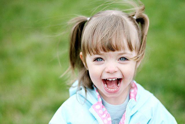 Happy Girl by Amy Martin, via Flickr