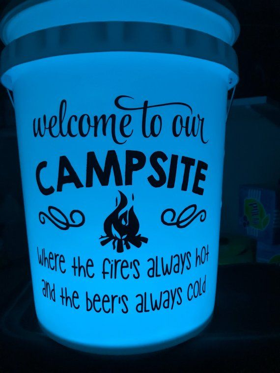 LED Outdoor Personalized Bucket Camping Light Bucket | camping ... on pinterest outside lighting, pinterest books, pinterest homemade decor, pinterest tips, creative solar light ideas, pinterest from trash to treasure, pinterest wall lighting, pinterest lighting design, pinterest wall decor, pinterest candles, pinterest patio lighting, pinterest glass, pinterest projects using mason jars, pinterest pendant lighting,
