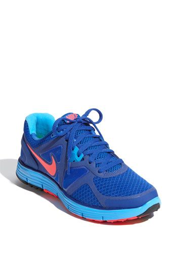 580bd1552b94d Nike LunarGlide+ 3 Running Shoes (Treasure Blue