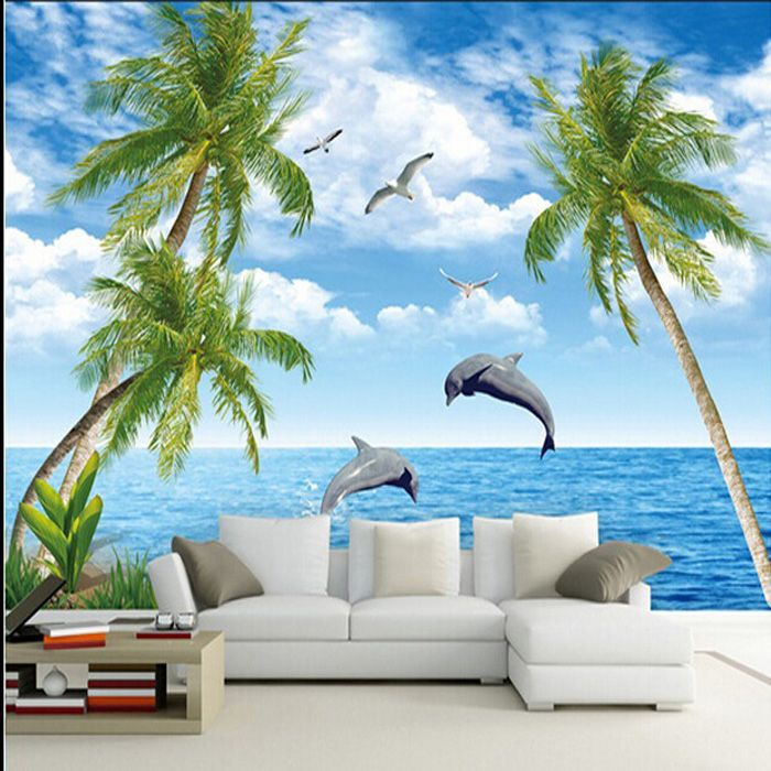 Online Get Cheap Sea Scenery Wallpaper Alibaba Group