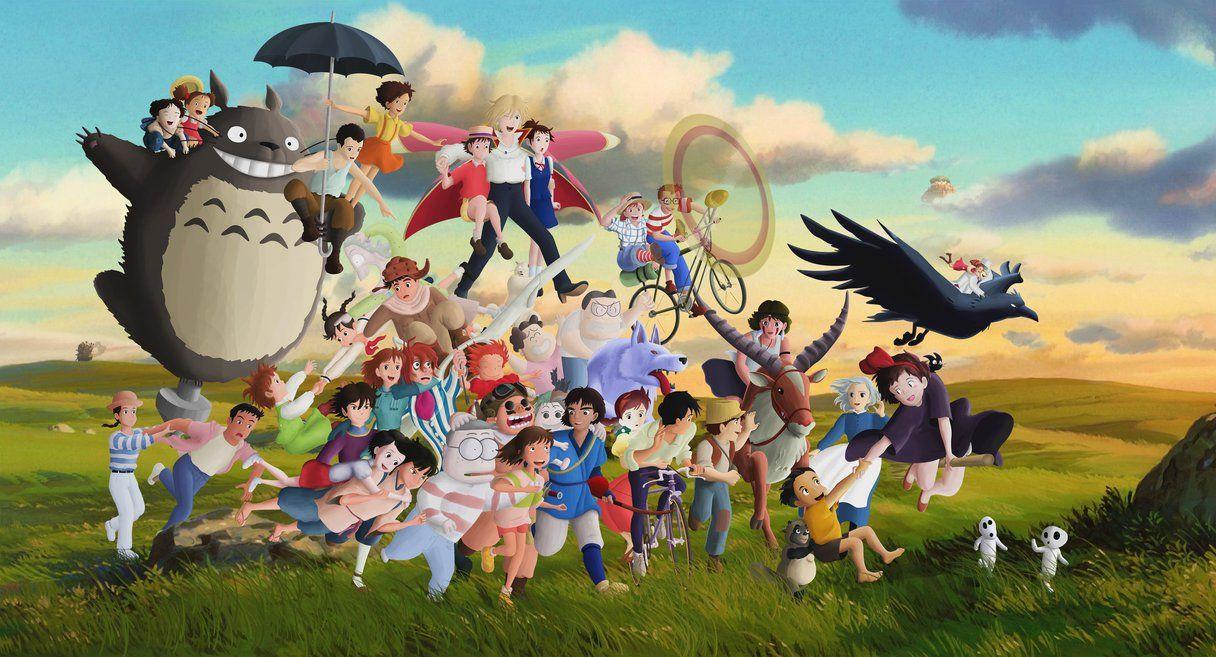 anime miyazaki - photo #32