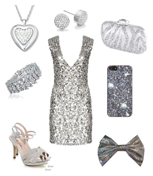 """""""SPARKLE!!!!!!!"""" by kenidiaka ❤ liked on Polyvore featuring Monica Vinader, Swarovski, Alice + Olivia and Marc by Marc Jacobs"""