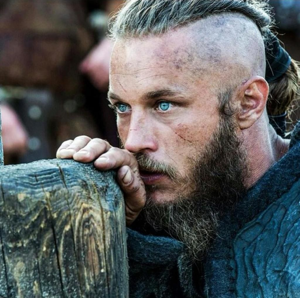 Serkan Dinch On Vikings Ragnar Travis Fimmel