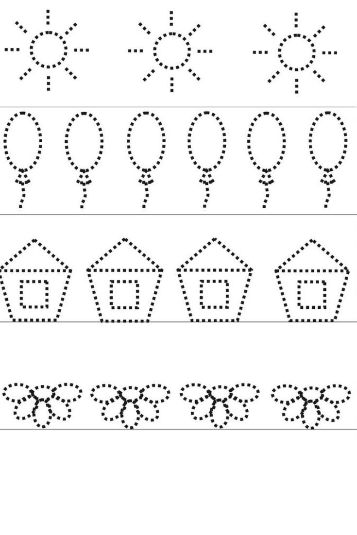 Predownload: Kindergarten Tracing Worksheets Dot To Dot Activity Free Kindergarten Worksheets Kindergarten Worksheets Kindergarten Reading Activities [ 1102 x 735 Pixel ]