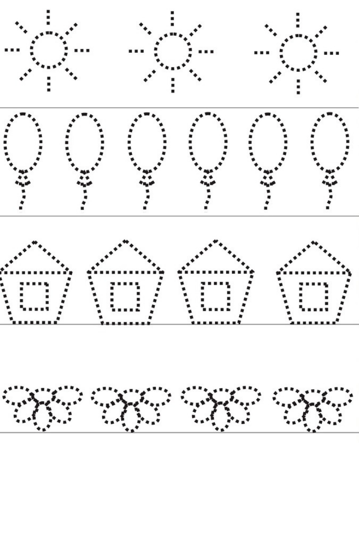 Kindergarten Tracing Worksheets Dot To Dot Activity Free Kindergarten Worksheets Kindergarten Worksheets Kindergarten Reading Activities [ 1102 x 735 Pixel ]