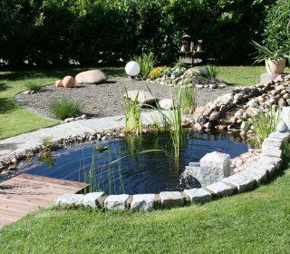 Kleiner Gartenteich Garten Gartengestaltung Inspirationen Teich Natur Pflanzen Friedrichs Gartenteich Bachlauf Im Garten Garten