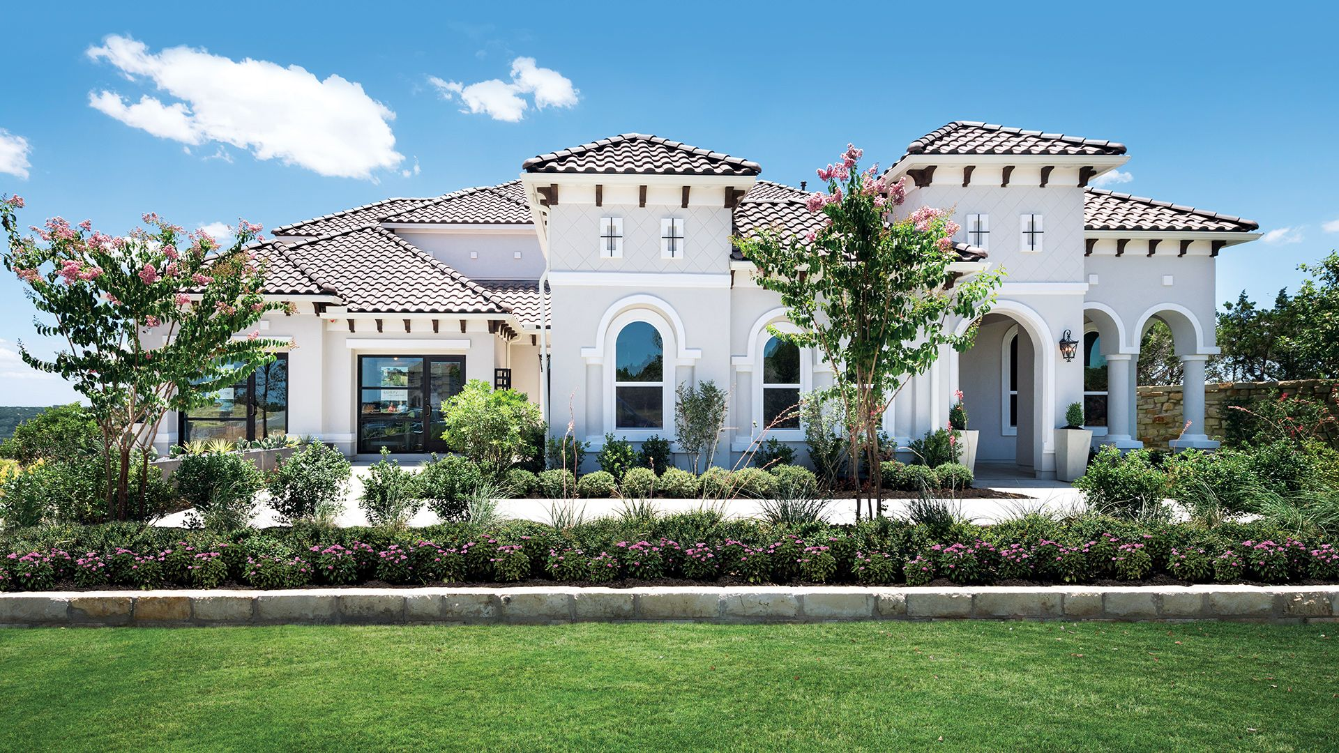 Leander tx new homes for sale travisso florence