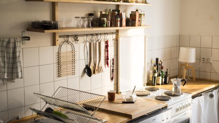 einrichtungs details f r die k che gew rzregal haken f r. Black Bedroom Furniture Sets. Home Design Ideas