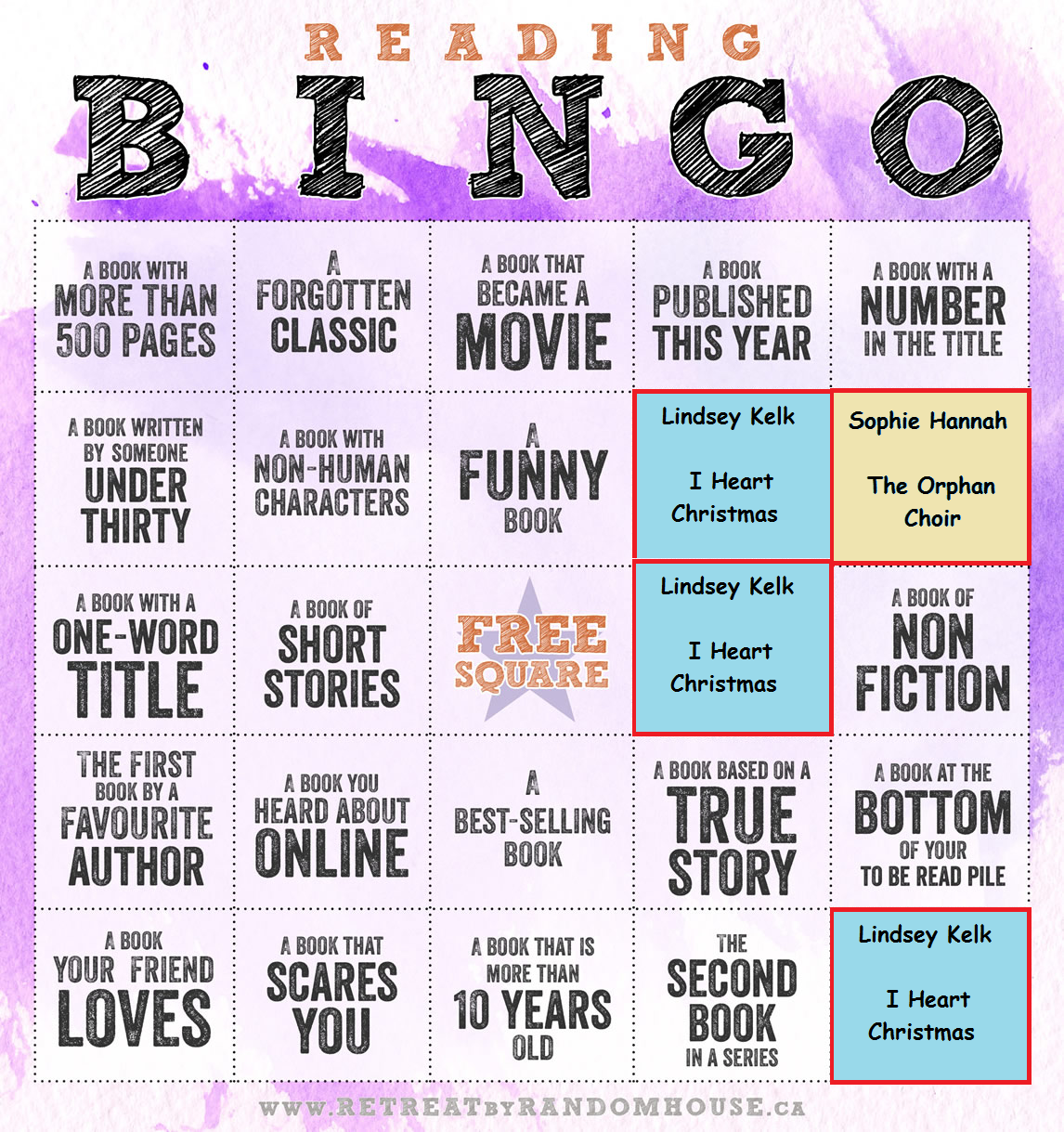 reading bingo   Books   Pinterest   Books, Reading challenge and ...