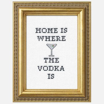 Vodka is home, and this is the truth @Frédérique Jilleba