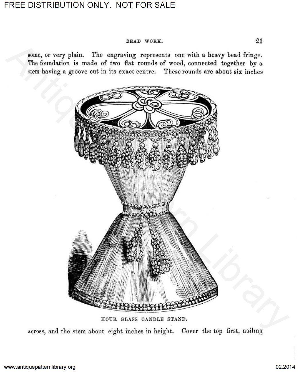 C-HW001 Ladies' Hand Book of Fancy and Ornamental Work