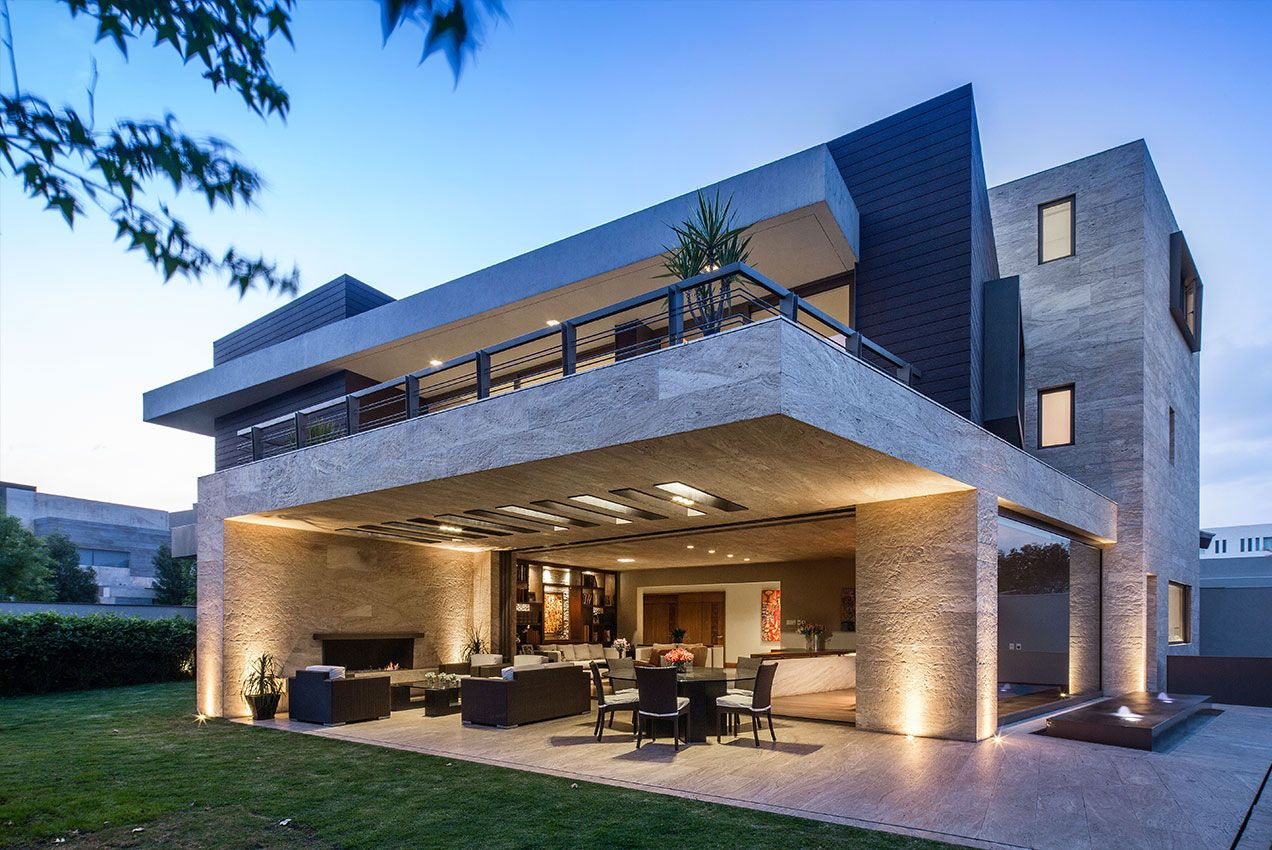 Carranza y Ruiz | Arquitectura | arqui | Pinterest | Moderne häuser ...
