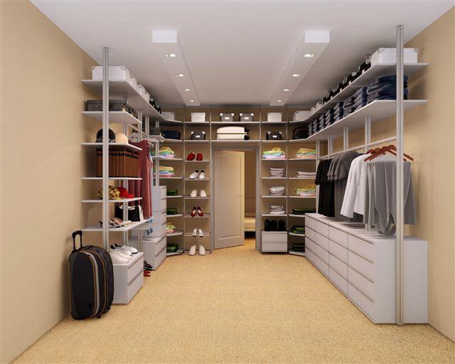 Schranksysteme Begehbarer Kleiderschrank begehbarer kleiderschrank ideen für daheim