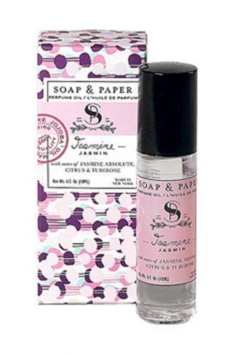 The Soap & Paper Factory Jasmine Perfume Oil, $16, available at Beautyhabit.
