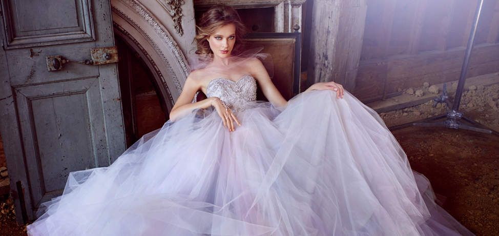 Lazaro Fall 2015 Bridal Collection.