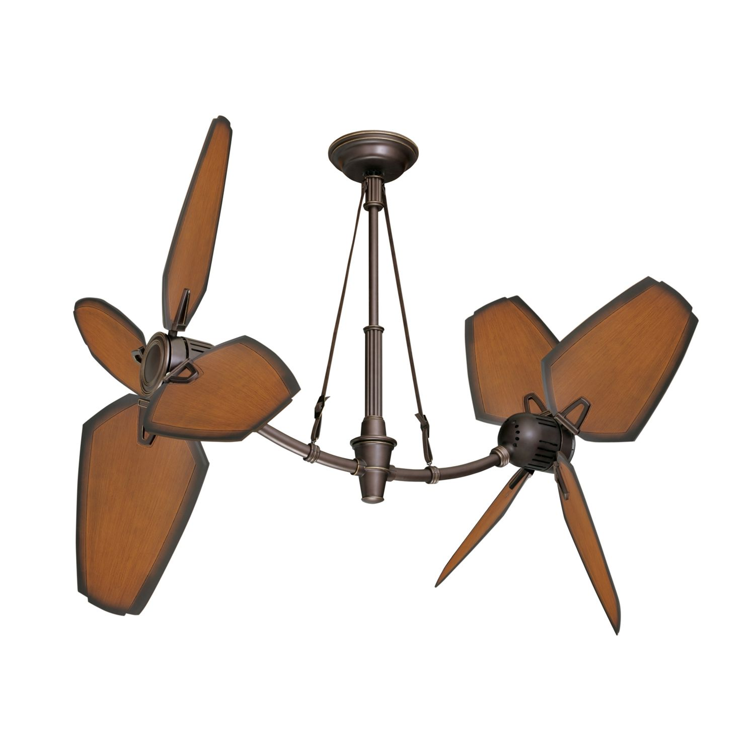 Emerson Electric CF3300ORH St Croix Indoor Ceiling Fan at ATG
